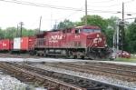 The Pere Marquette rail shining train